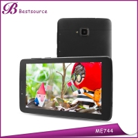 4G LTE mtk8732 Quad Core Android tablet made in china 4.4 Android 7 inch cheapest tablet pc