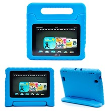 Kids Friendly Handle Stand Cover Case For Amazon Kindle Fire HDX 7