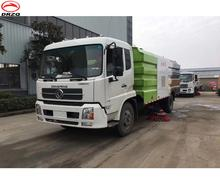 10m3 Road Sweeper,Road Cleaning Machine,industrial floor sweeper/vacuum mechanical road sweeping machine