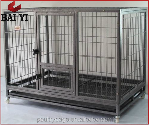 Galvanized Stainless Steel Tube Dog Cages