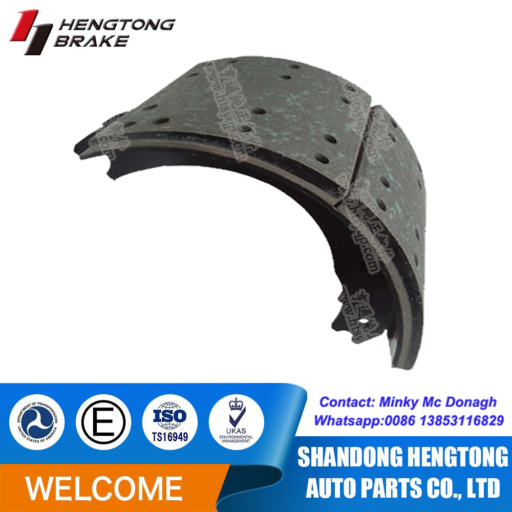 Spare Parts 1308 seriesBrake Shoes For truck parts