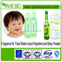 Expert fragrance namufacturer- fragrance for toilet water, insect repellent and baby powder
