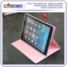 Pu leather and TPU Smart Cover Case Stand for iPad Air / iPad 5