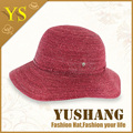 Top Quality Custom Made Raffia Straw Hat