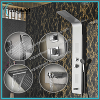 Quality Assurance Outdoor Stainless Steel Shower Panel
