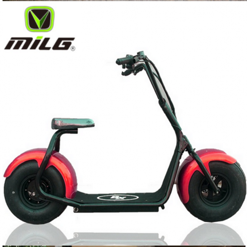 1000W mini Adult Electric Scooter bike / 2 wheel electric Motorcycle with pedals