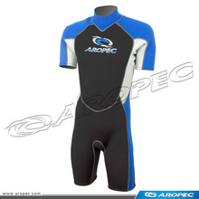 Vitality Man 2.5mm Neoprene diving shorty wetsuit