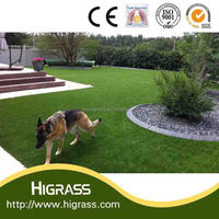 Pet Friendly Good Drainage Movable Artificial Grass Mat