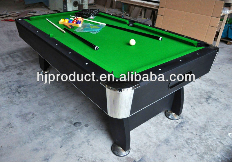 Popular design and high quality national pool tables