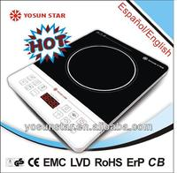 2015 SUPER SLIM induction cookers/GS,CE,EMC,LVD,RHOS,ERP,CB approved