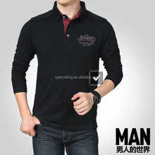 OEM Cheap China wholesale clothing manufacturer wholesale cheap 100% organic cotton black mens polo t shirt