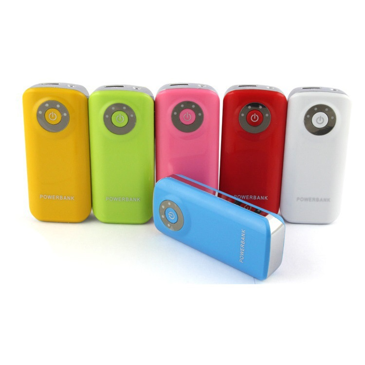 Shenzhen Factory Led Light Power Bank Portable Power Bank Charger for Smartphone