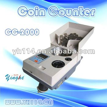 coin counting machine bank of america