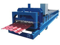 Roof Tile Forming Machine For Color Steel Glazed Tile