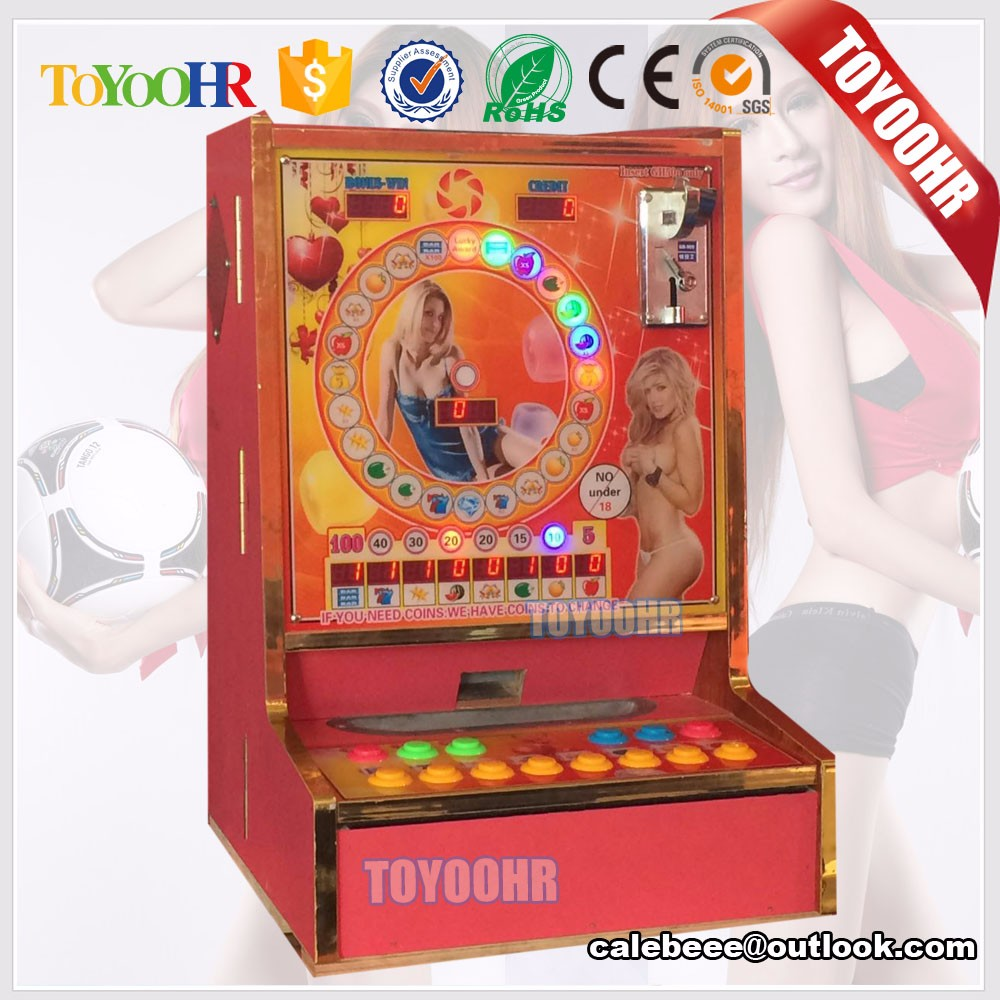 coin slot machine benefits gambling game machine/ bonanza slot machine with Ghana
