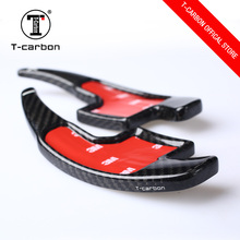 Steering Wheel Shift Paddle T-carbon Paddle Extension For Mustang