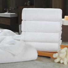 laundry room hotel towels set 5 star 70*140 available