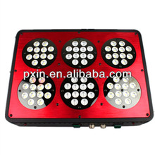 216W apollo 6 led aquarium light led auto lighting