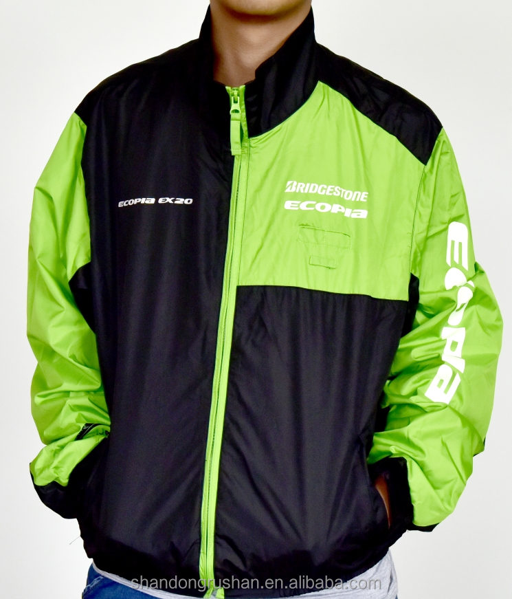 2017 new style men's running jacket
