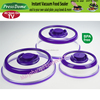PressDome Vacuum Seal Lids Stretch Plastic Food Covers From OEM Factory China