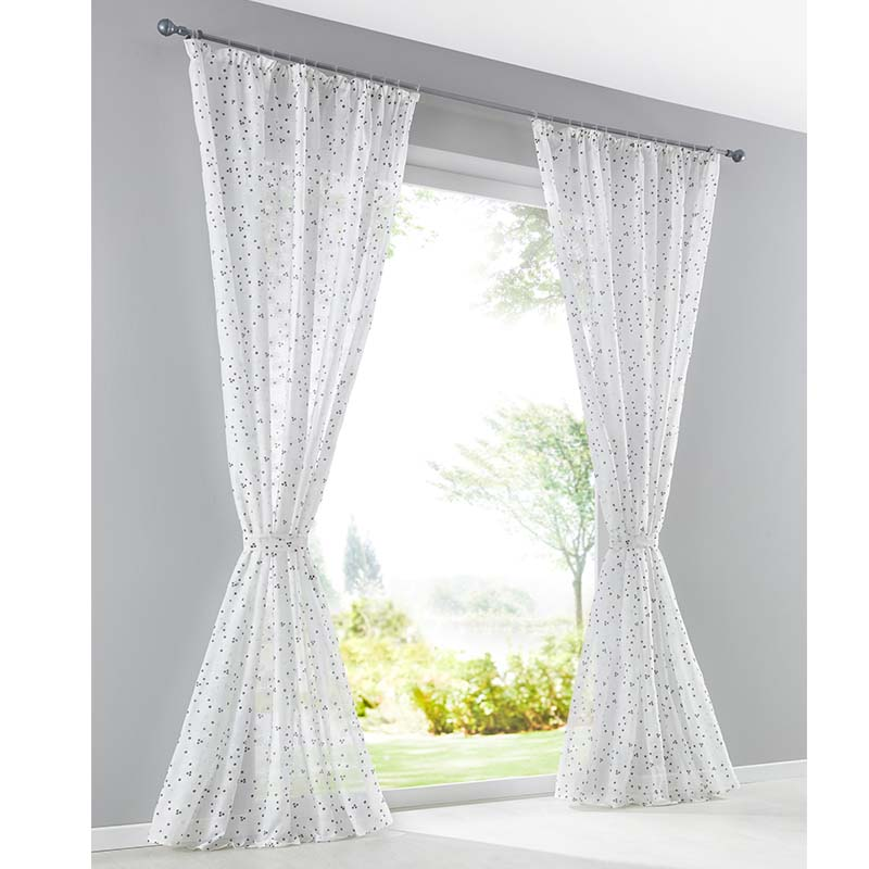 Latest Fancy Curtain Designs cheaper window curtain for living curtain,pigment print