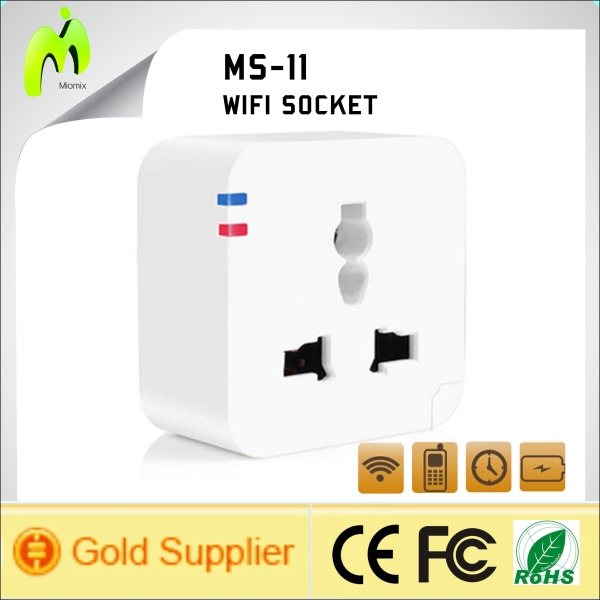 new design portable smart gadget with wifi sockets 2014