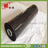 Opaque and Soft Hardness elastic plastic packaging silo wrap film