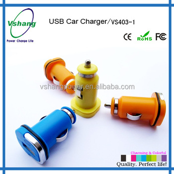 2015 Hot Selling Universal Car usb charger Disposable Battery Charger wholesales