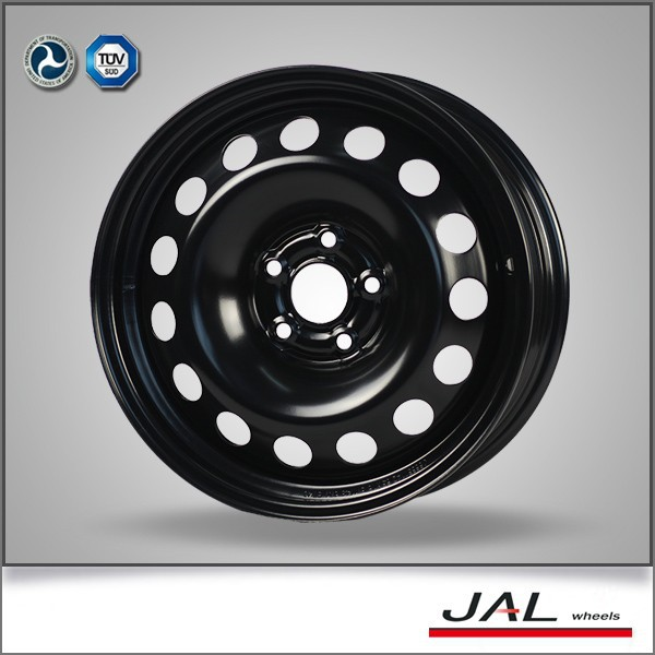 16 inch black steel wheel rim on sale