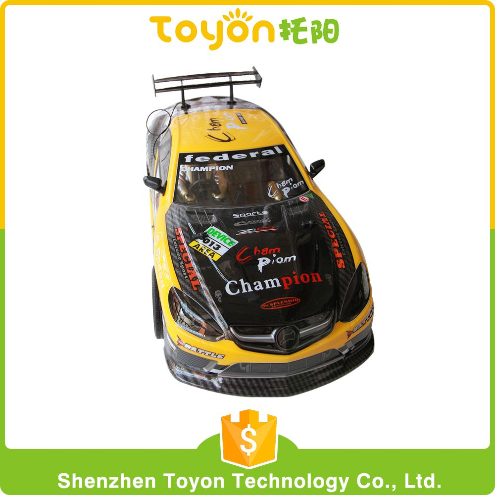 Short time delivery high speed 4WD 2.4GHz Drift Toys Racing Vehicle body shell for 1 10 rc car