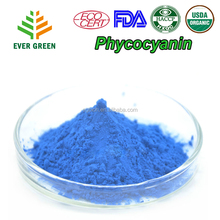100% Natural Food Pigment Phycocyanin Powder ECO, USDA, KOSHER, HALA, HACCP in bulk