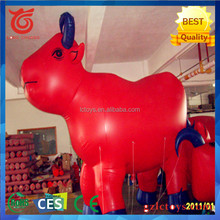 Hot sale giant inflatable party sheep, giant inflatable sheep for advertising