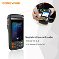 Touch screen portable handheld wireless cash register