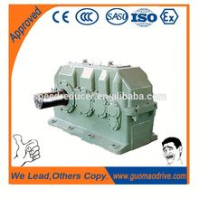Paddle blender gearbox rated power 4-1905kw cylindrical transmission