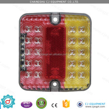 Multi-function stop/tail/rear indicator/plate LED light
