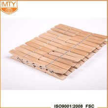 High Quality Cheap Wholesale Household Wooden Clothes Peg