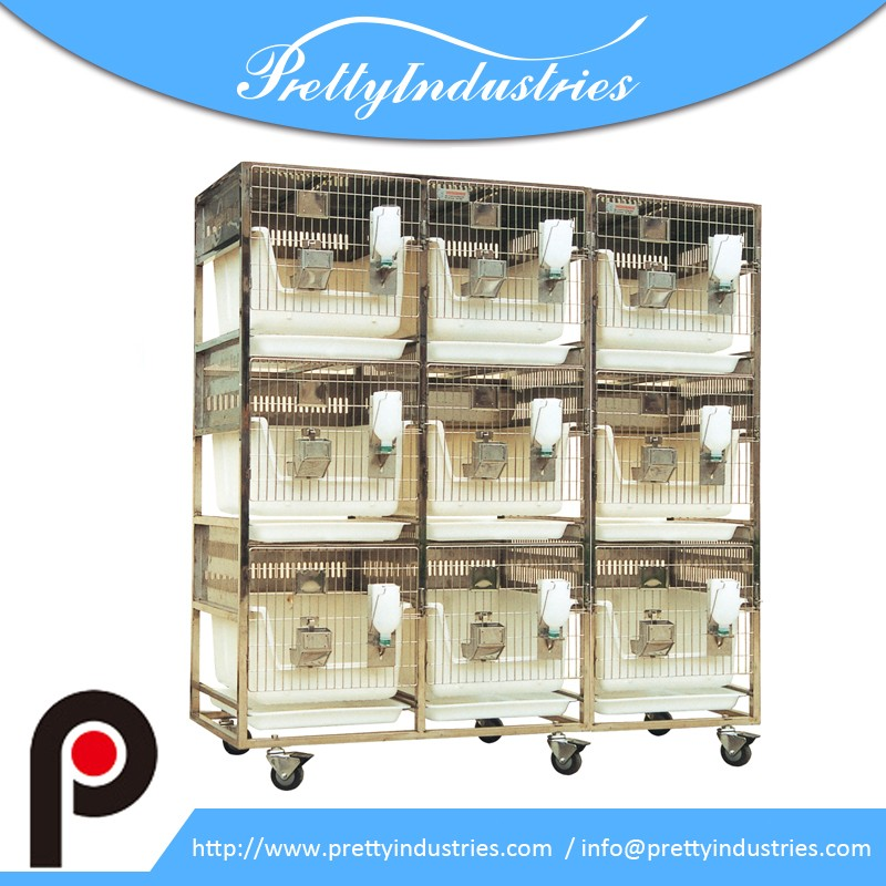 Plastic rabbit cages used rabbit cages for sale