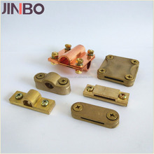 China Made Brass Cable Saddle