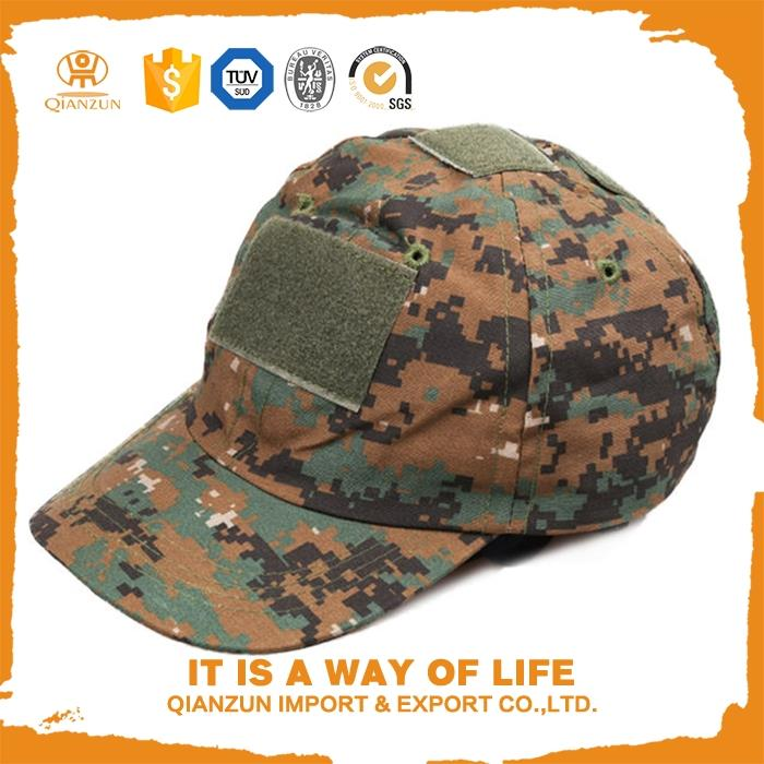 Cheap outdoor baseball cap with ear flaps