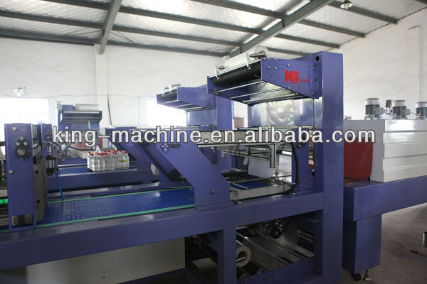 Fully Automatic Pallet Stretch Wrapping Machine