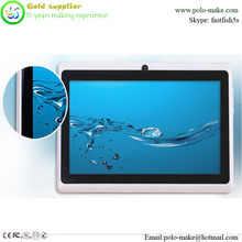 "Cheapest tablet pc 7"" Dual Core Android Q88 Tablet PC with CE (Q88) in Japan"