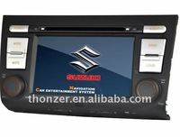 "7"" special car dvd with GPS for SUZUKI SWIFT(2004-2010)(TZ-SS726A)"