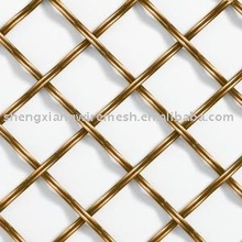 Electric Galvanized Steel Crimped Wire Mesh