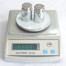 High precision smart weight balance scale 0.001g