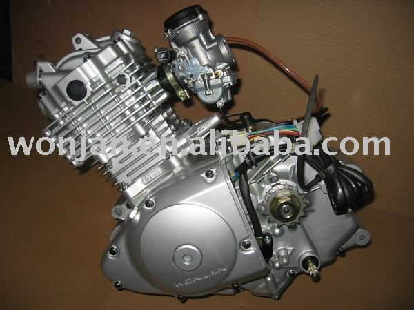 WJ-SUZUKI GS125 Engine for 125cc Motorcycle/GN125