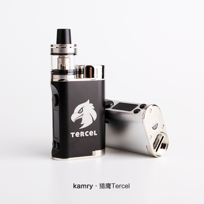 Top selling vape tool Tercel mini box mod kit vape limitless mod e cigarette