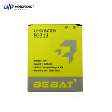 gb/t 18287-2000 original replacement mobile phone battery argos EB-BG313BBE for Samsung phones G313