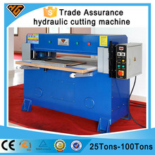 four column hydraulic foam concrete making machine press cut machinery