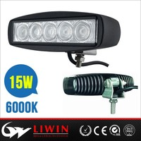 Liwin China brand hot sale&with best price 10-30v 5.7inch 15w led work lights head lamp truck bull reverse light tractor lamps