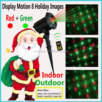 Outdoor light , laser light , Christmas decor
